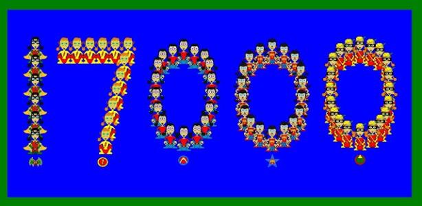 Herzlichen Dank an Euch alle für den nun schon 17.000 Klick !!!