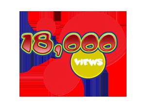 Ein herzliches Vergelt´s Gott Euch allen für den nun 18.000 Klick !!!